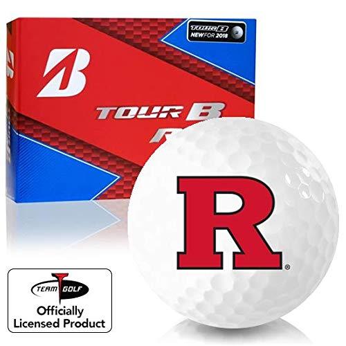 Big Save! Bridgestone Tour B RXS Rutgers Scarlet Knights Golf Balls