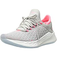 New Balance Women's Lazr V2 Fresh Foam Running Shoes (Rain Cloud/Guava)