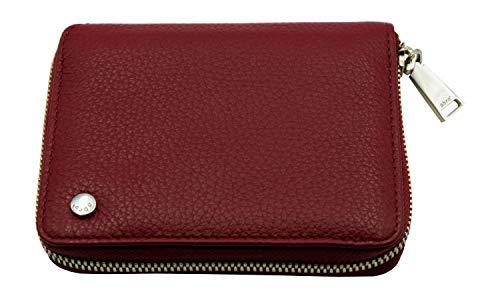Abro Damen Portemonnaie ruby rot