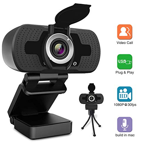 HZQDLN 1080p HD Webcam Review