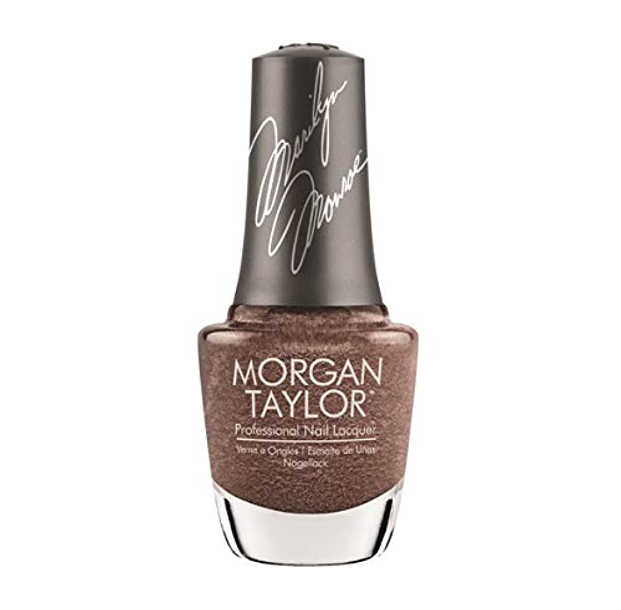 瀬戸際雪だるまを作る雇用者Morgan Taylor Nail Lacquer - Forever Marilyn Fall 2019 Collection - That's So Monroe - 15ml / 0.5oz
