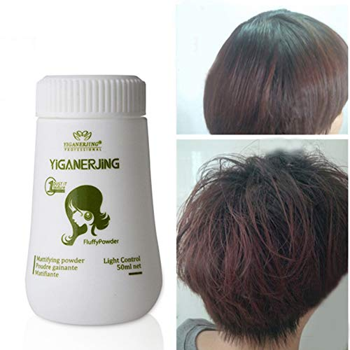 SUNSENT Hair Volume Powder, Hair Volumizing Powder,Hair Styling Powder, Matte Hair Fluffy Powder Styling Products,Oil Control,Refreshing