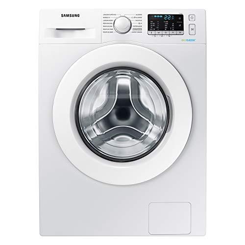 Samsung WW80J5555MW ET Lavatrice Crystal Clean (8 kg, 1200 rpm) [Classe di efficienza energetica A+++]
