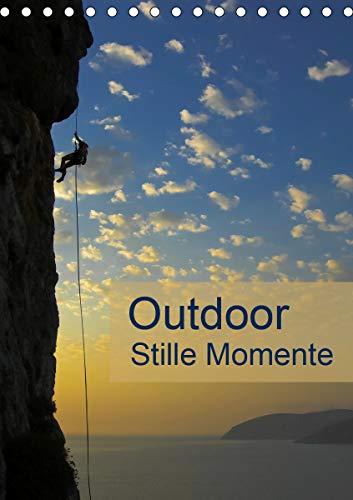 Outdoor-Stille Momente (Tischkalender 2021 DIN A5 hoch)