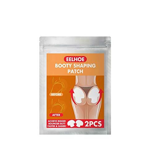 DRLYQWJF Hüfte Heben Körper Sculpting Patch Set Heben Patch Anziehen Gesäß Massage Patch (12pcs)