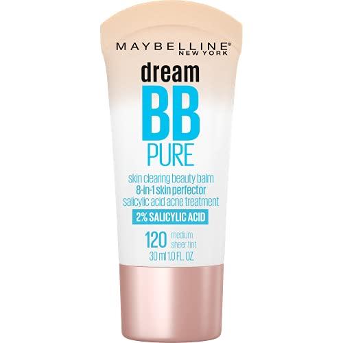 Maybelline Dream Pure BB Cream, Medium, 1 fl. oz. (Packaging May Vary)