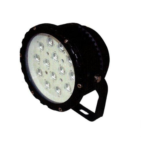 Projecteur à lED sMD 15 w spot halogène pour projecteur de chantier à lumière de projecteur de travail Moderne DF-51002 Schwarz 15W WW Fluter