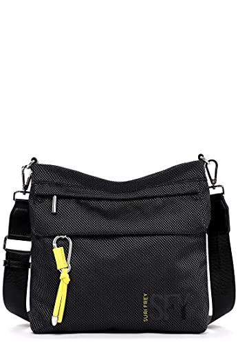 SURI FREY Umhängetasche SURI Sports Marry 18010 Damen Handtaschen Uni black 100 One Size