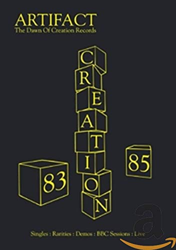 Box-Creation Artifact: The Dawn Of Creation Records 1983-85