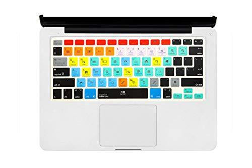 Slim A Logic Pro X Avid Pro Tools Sneltoets Toetsenbord Cover Huid Voor Macbook Pro Air 13 15 17 Voor 2016 Eén maat Ableton Live