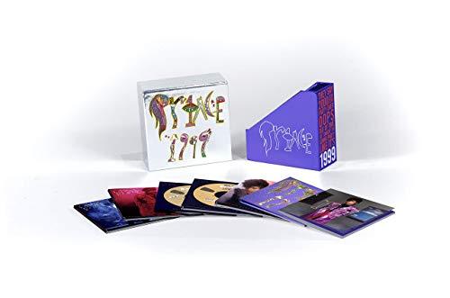 1999-Coffret Super Deluxe (5cd+DVD) Édition Limité