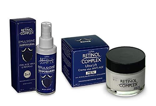 Emulsión para después del afeitado con aloe vera y mentol 2 en 1 reequilibrante y calmante 100ml, Bálsamo After Shave
