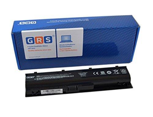 GRS Batterie pour HP ProBook 4340s, ProBook 4341s, remplacé: 668811-541, 668811-851, 669831-001, H4Q46AA, HSTNN-UB3K, HSTNN-W84C, HSTNN-YB3k, RC06, RC06XL
