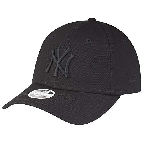 New Era 9Forty Damen Cap - New York Yankees schwarz