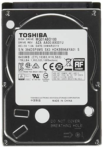 Toshiba MQ01ABD0100 - Disco duro interno (2,5