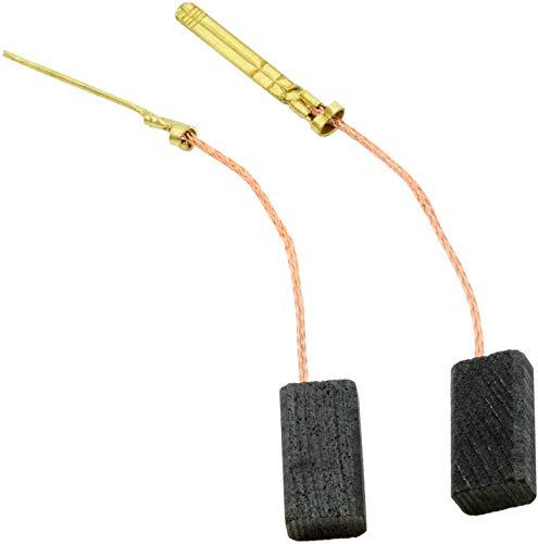 Kohlebürsten Bosch PWS 9-125 CE Schleifer 0 603 405 703 5x8x15,5 mm ohne automatische Abschaltung BUILDALOT