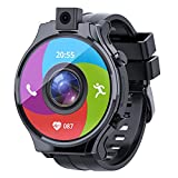 Lazzzgua 4G Smart Watch for Men 2.1' Display Android 10 4GB RAM...