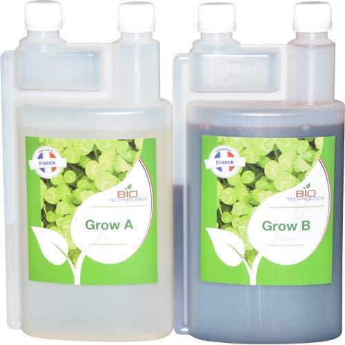 avis engrais hydroponique professionnel Biotechnologie ® |  Engrais minéral universel pour la croissance Engrais pour la croissance |  Haute…