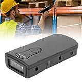 CUTULAMO Escáner USB, Suministros informáticos Mini portátil inalámbrico para logística para almacenes para librerías para farmacias para hoteles para supermercados