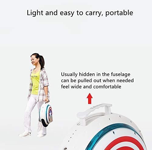 Monowheel SanQing Elektrisches Einrad Bild 3*