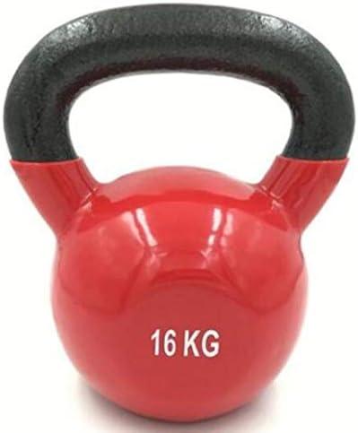 El /último Entrenamiento Kettlebell a Lose Weight,Black/_10kg RPOLY Kettlebell Emitir Planchar Kettlebells Kettlebell Campana Pesa Rusa Kettlebell