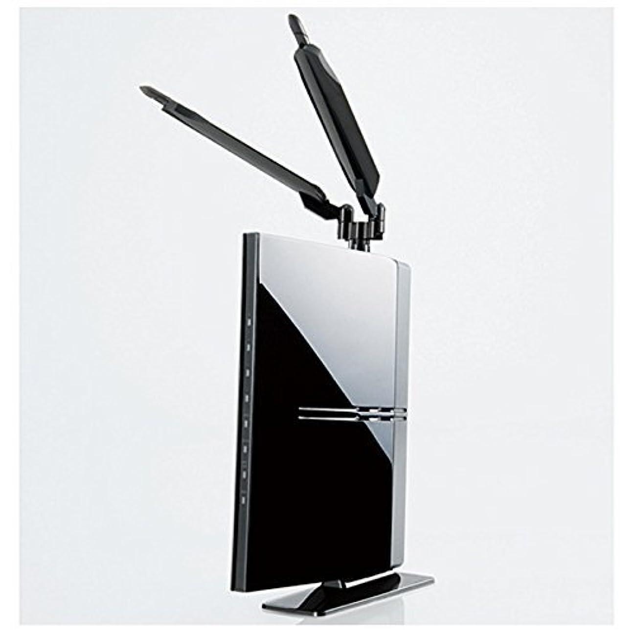 ロジテック 【Windows8対応】無線LANルータ(11n/a?11n/g/b Giga対応?親機単体) LAN-WH300ANDGPE