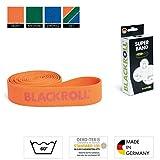 BLACKROLL SUPER Band - Fitnessband. Trainings-Band/Gymnastik-Band/Sport-Band für eine...