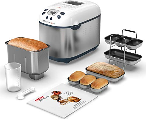 Macchina per fare il pane Imetec Zero-Glu Pro, 920 Watt