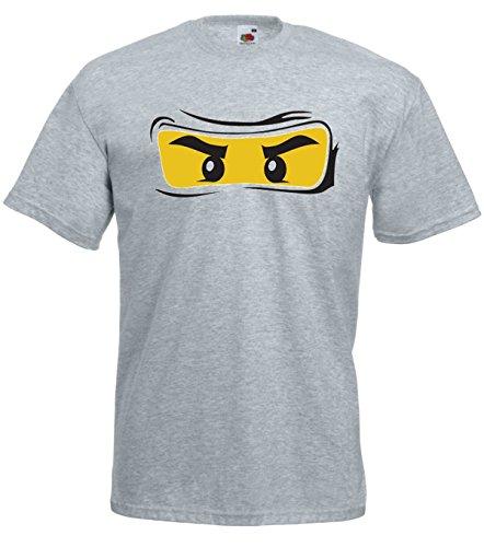 Unknown - T-shirt - Homme - Gris - Medium