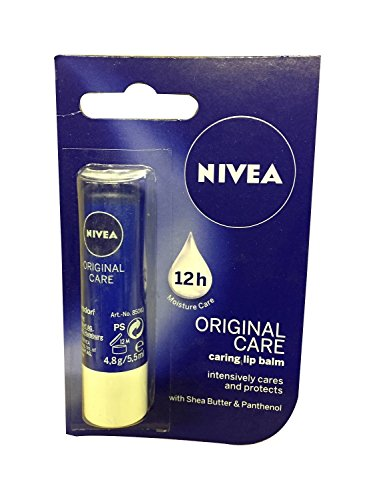 Nivea Essential Care lipbalm 4.8g