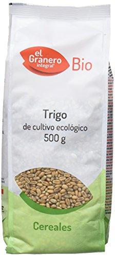 GRANERO INTEGRAL TRIGO GRANO BIOLOGICO 500 gr