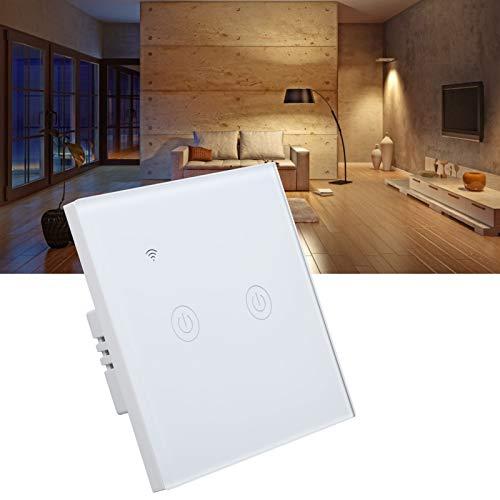 Mando a distancia, interruptor WiFi, control de teléfono de ABS blanco estable, interruptor wifi, oficina, ventiladores de techo