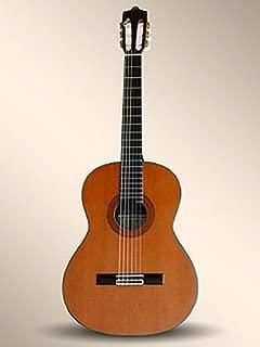 Guitarras clásicos Alhambra profesional 11P livree en–funda mesa Cedre maciza clásicos 4/4