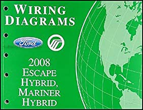 Best 2008 ford escape wiring diagram Reviews