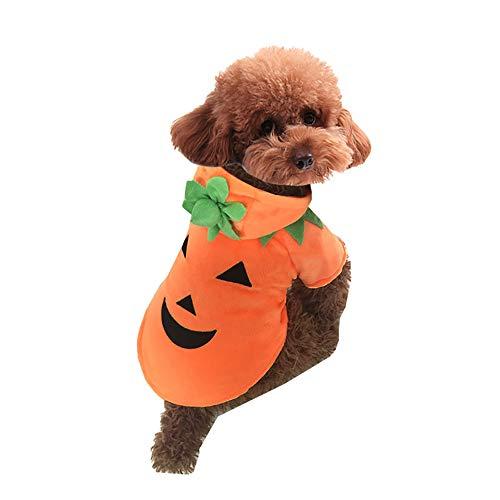 O-center - Disfraz para mascotas, disfraz para perros y gatos, para Navidad, Halloween