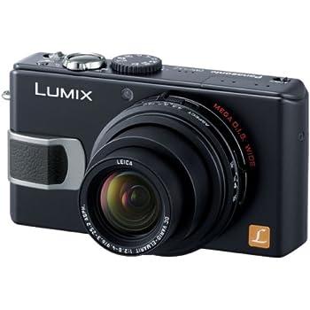 パナソニック デジタルカメラ LUMIX LX2 ブラック DMC-LX2-K