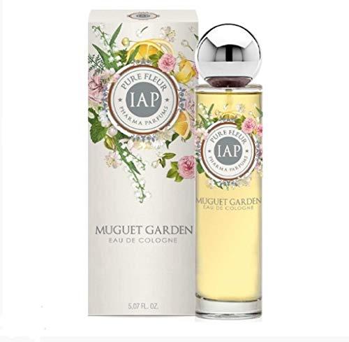 iap PHARMA PARFUMS Pure Fleure Muguet Garden - Perfume con vaporizador para Mujer - 150 ml