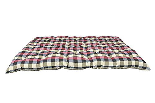jymarketing Sleepinns Amena Ae Large Soft Cotton Multicolour Mattress 72X36X3-Inch