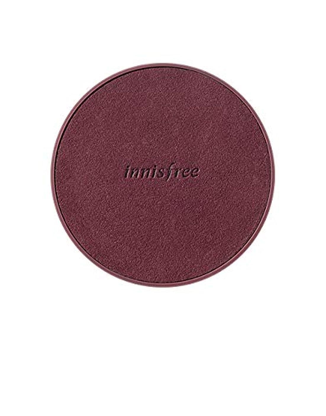 司教不足フラフープ[イニスフリー] innisfree [プレミアム クッション クッションケース-スエード 5種] Premium Cushion Case - Suede 5Types[海外直送品] (19. バーガンディー)
