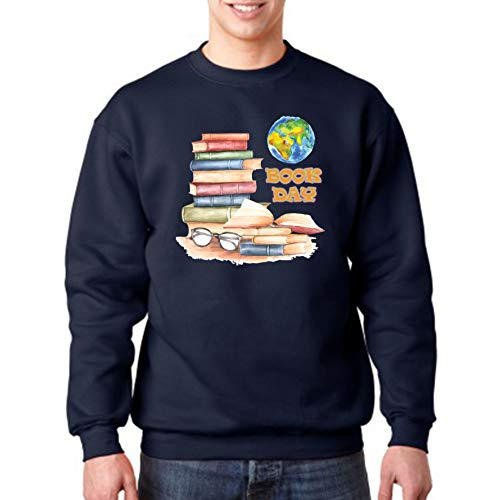 StitchPrint World Book Day 2020 - Jersey para Aprender a Leer Libros...