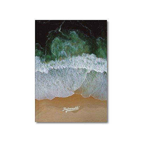 Imborrable Marea - Agenda y planificador sin fechar, 144 páginas, A5, 14.8 x 21 cm