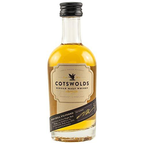 COTSWOLDS ODYSSEY BARLEY - 46% Vol 1x0,05L MINIATUR England Single Malt Whisky