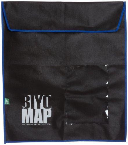 677612 - BiyoMap Transporttasche - 60 x 70 cm - aus Recyclingmaterial