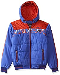 Qube By Fort Collins Boys  Regular Fit Jacket