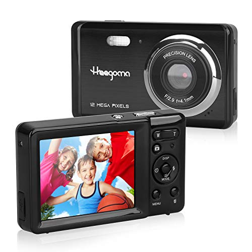 HD 1080P Digital Camera with 2.8' TFT Screen,Rechargeable Point and...