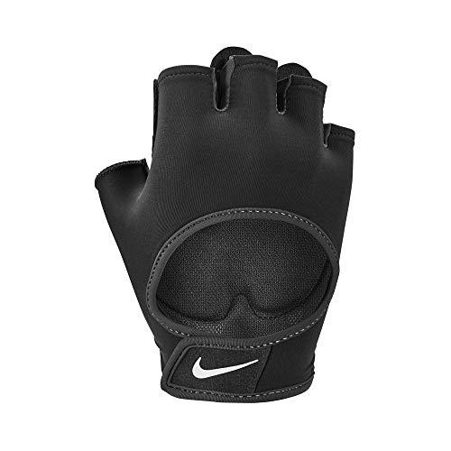 Nike Damen Women\'s Gym Ulitmate Fitness Handschuhe, Schwarz, L