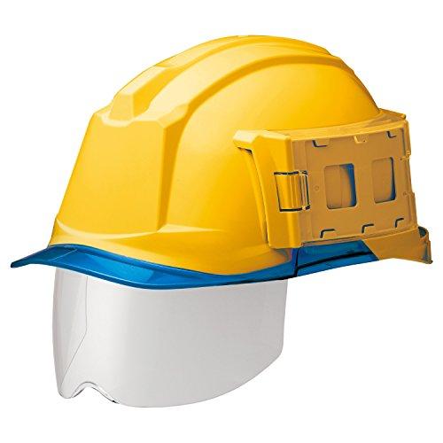 ミドリ安全 ヘルメット 一般作業用 電気作業用 IDケース付 スライダー面 SC-19PCLS-ID RA3 αライナー付 イエロー ブルー