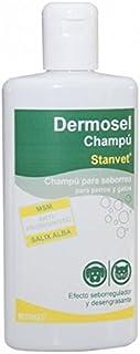 Stangest Dermosel - Champú para Perros y Gatos 250 ml