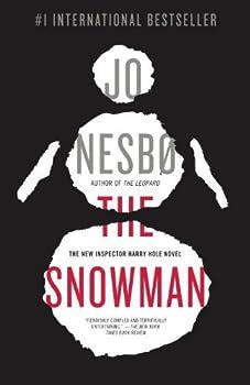 Unknown Binding The Snowman (Vintage Crime/Black Lizard) [Paperback] [2012] (Author) Jo Nesbo, Don Bartlett Book