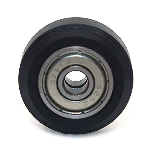 Iycorish Big Plastic Pulley Wheel met Lager Idler Pulley Gear Perlin Wheel voor 3D Printer